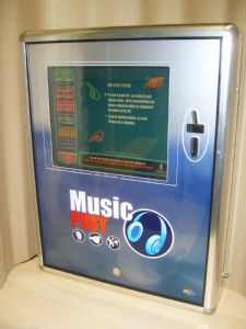 Music Post Digital Jukebox RPS 10000 - Commercial Use